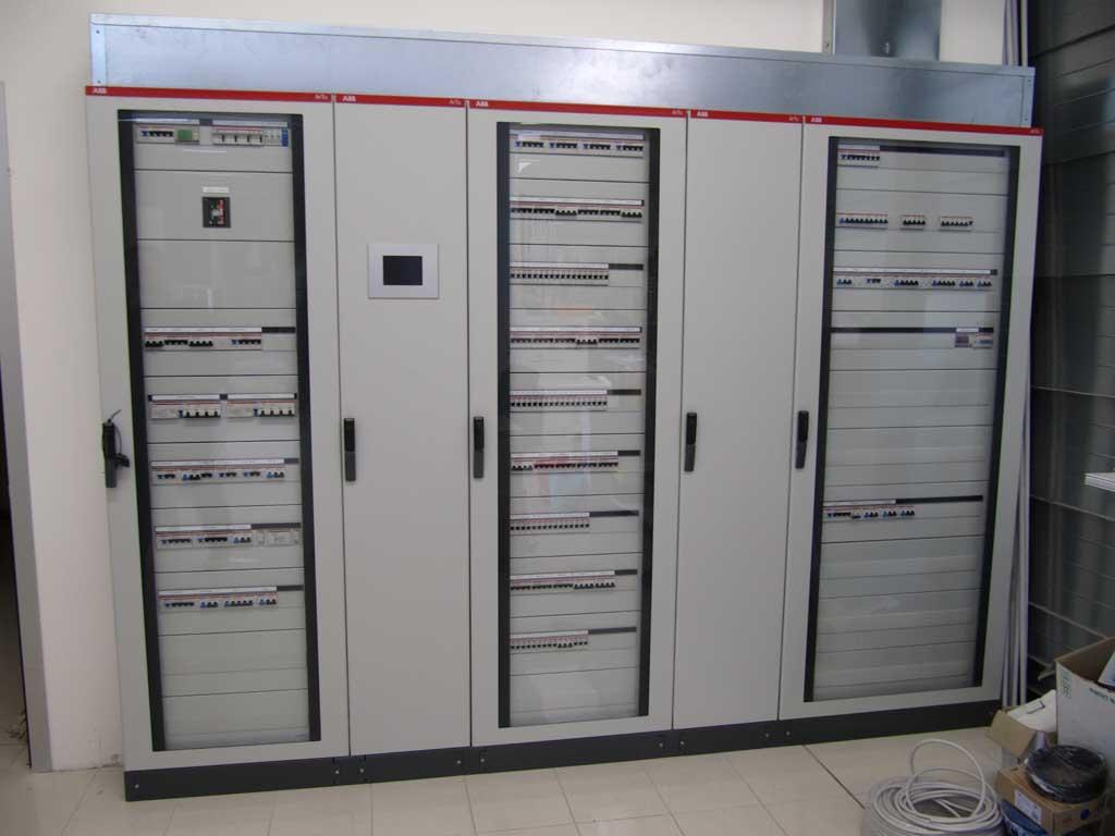 Schemi Elettrici Quadri Dab : Schemi elettrici quadri automazione